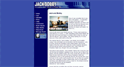 Preview of jackandbobby.net